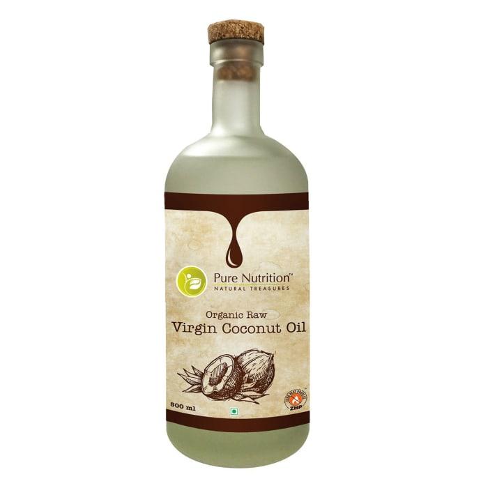 Pure Nutrition Organic Raw Virgin Coconut Oil