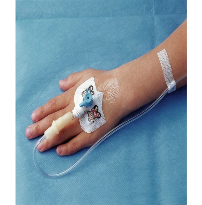3M Tegaderm 1610 Pediatric Peripheral I.V. High Secural Dressings