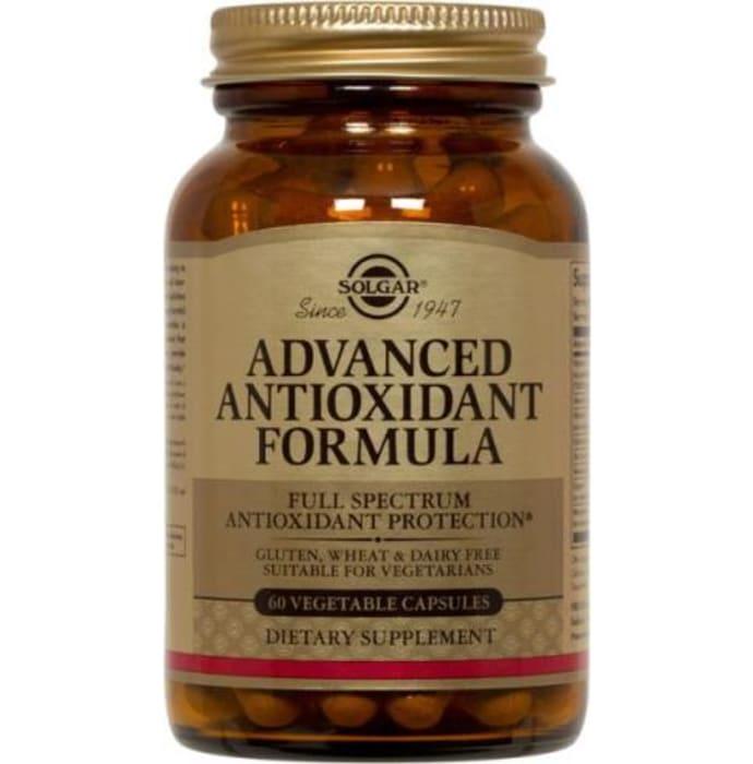Solgar Advanced Antioxidant Formula Vegetable Capsule