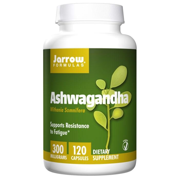 Jarrow Formulas Ashwagandha 300mg Capsule