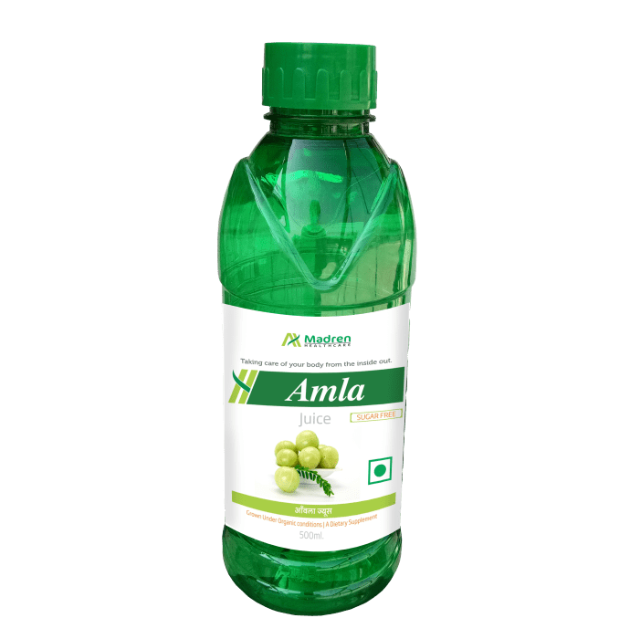 Madren Healthcare Amla Juice