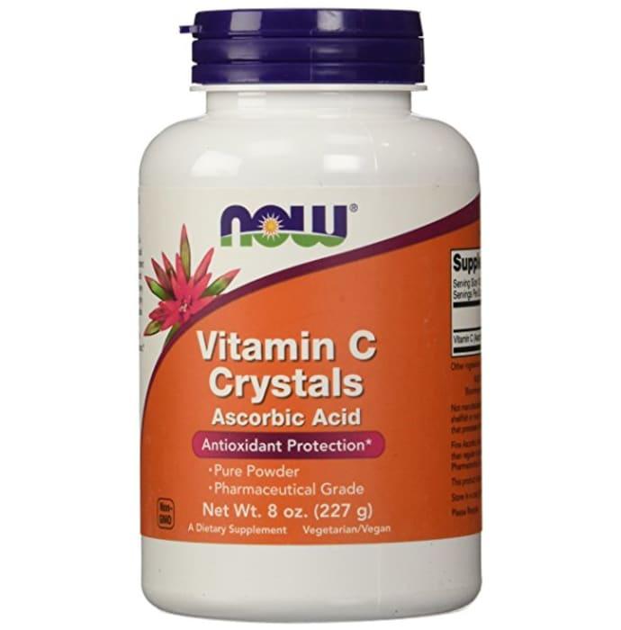 NOW Foods Vitamin C Crystals