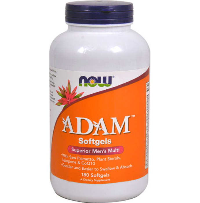 NOW Foods Adam Superior Men's Multi Sofgels