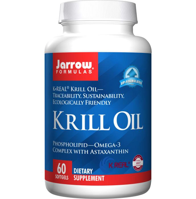 Jarrow Formulas Krill Oil Soft Gelatin Capsule