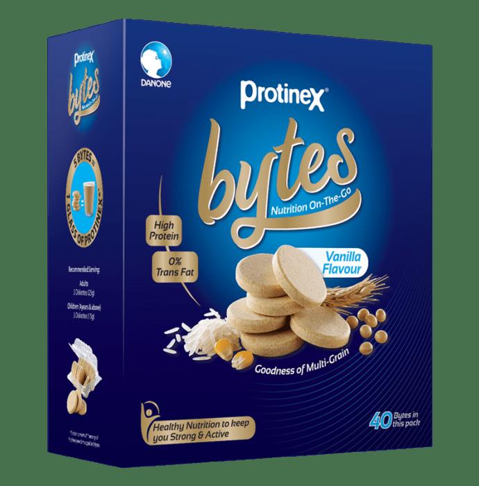 Protinex Bytes High Protein Diskette Vanilla