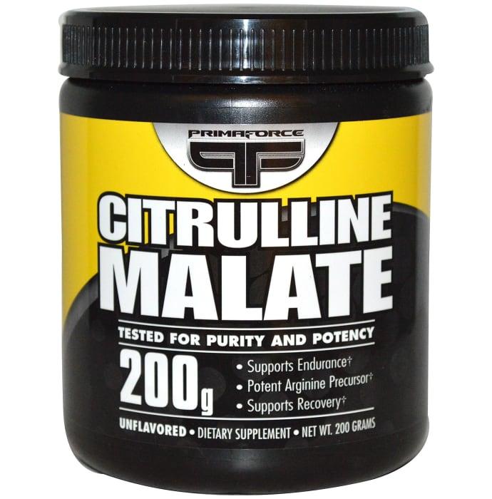 Primaforce Citrulline Malate Powder Unflavoured