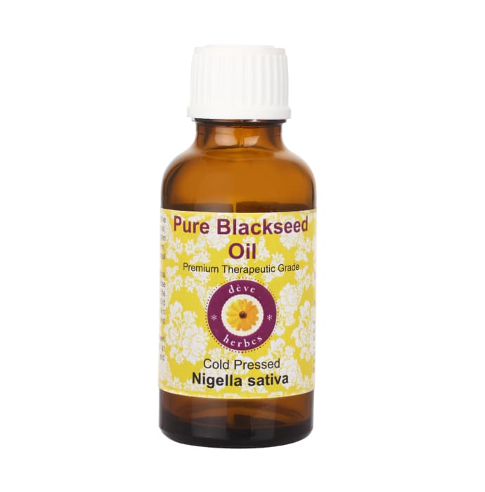Deve Herbes Pure Black Seed Oil