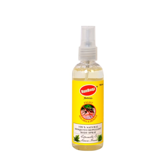 Runbugz Mosquito Repellent Body Spray