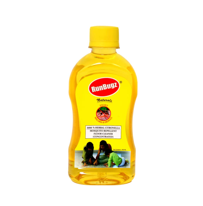 Runbugz Mosquito Repellent Floor Cleaner (Concentrated)