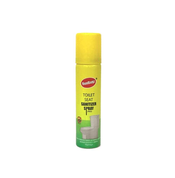 Runbugz Toilet Seat Sanitizer Spray