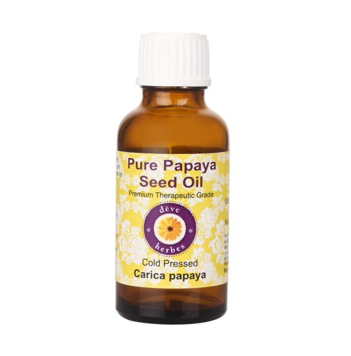 Deve Herbes Pure Papaya Seed Oil