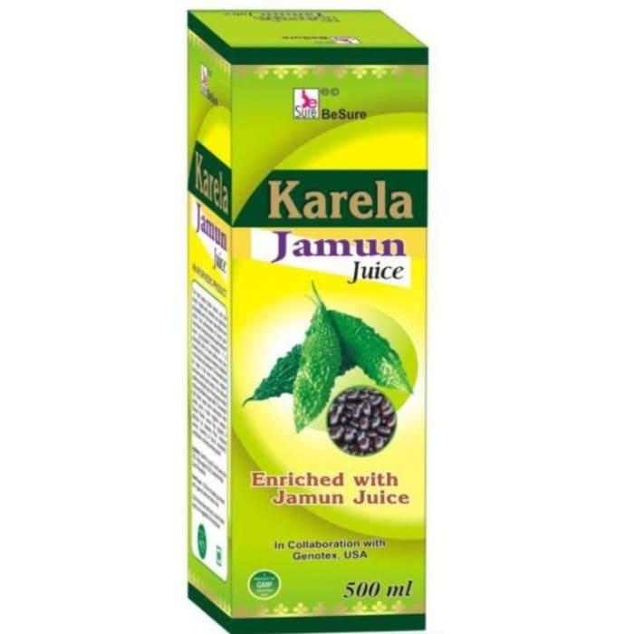 BeSure Karela Jamun Juice