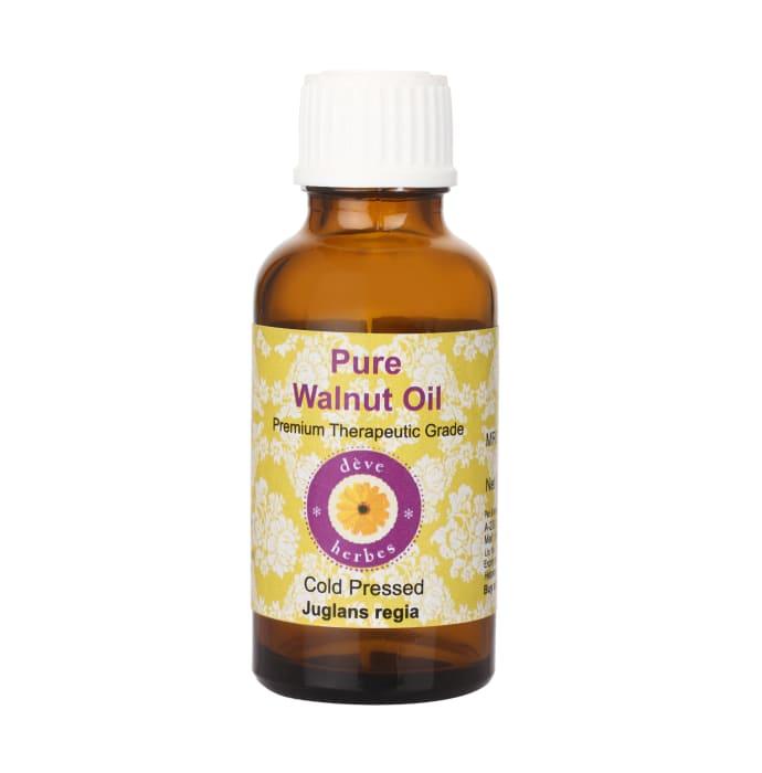 Deve Herbes Pure Walnut Oil