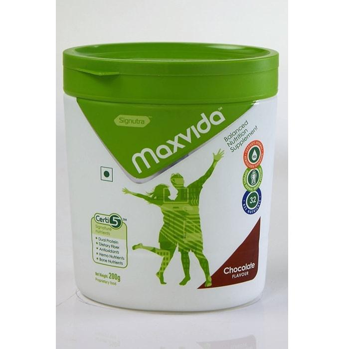 Maxvida Powder Chocolate