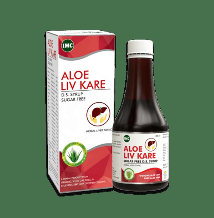 IMC Aloe Liv Kare D.S  (Sugar Free) Syrup