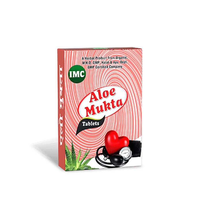 IMC Aloe Mukta Tablet