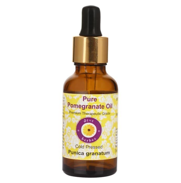 Deve Herbes Pure Pomegranate Oil