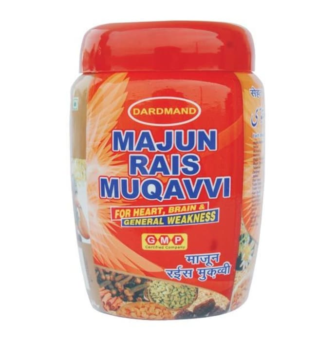 Dardmand Majun Rais Muqavvi