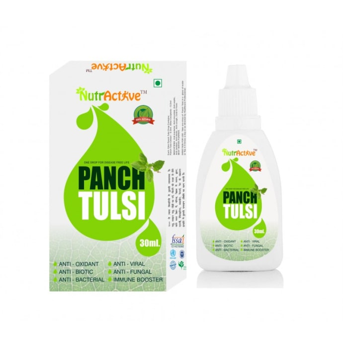 NutrActive Panch Tulsi Ark