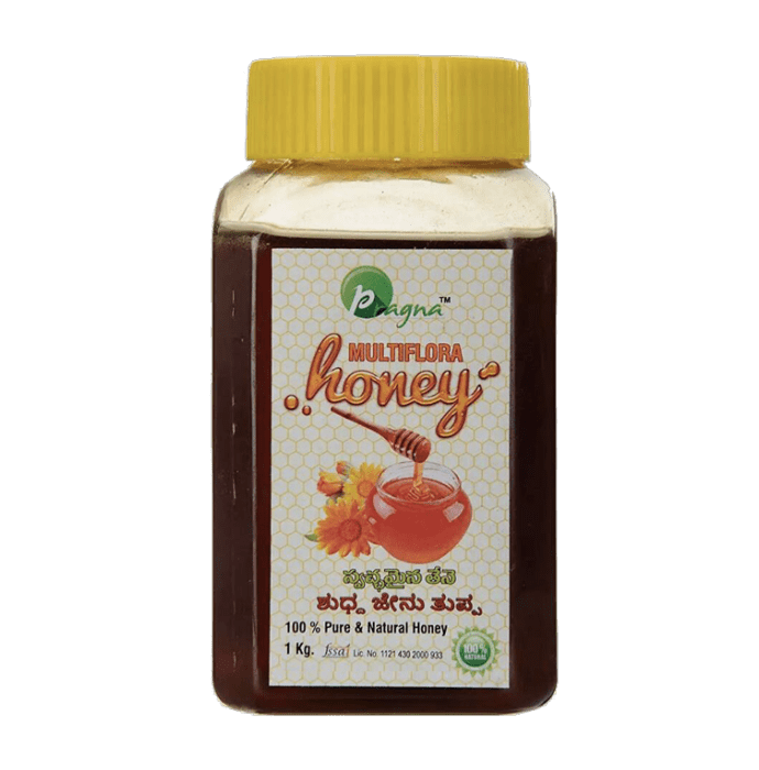 Pragna Multiflora Pure & Natural Honey