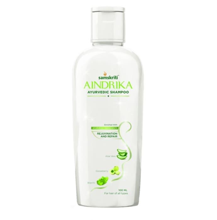 Samskriti Aindrika Ayurvedic Shampoo