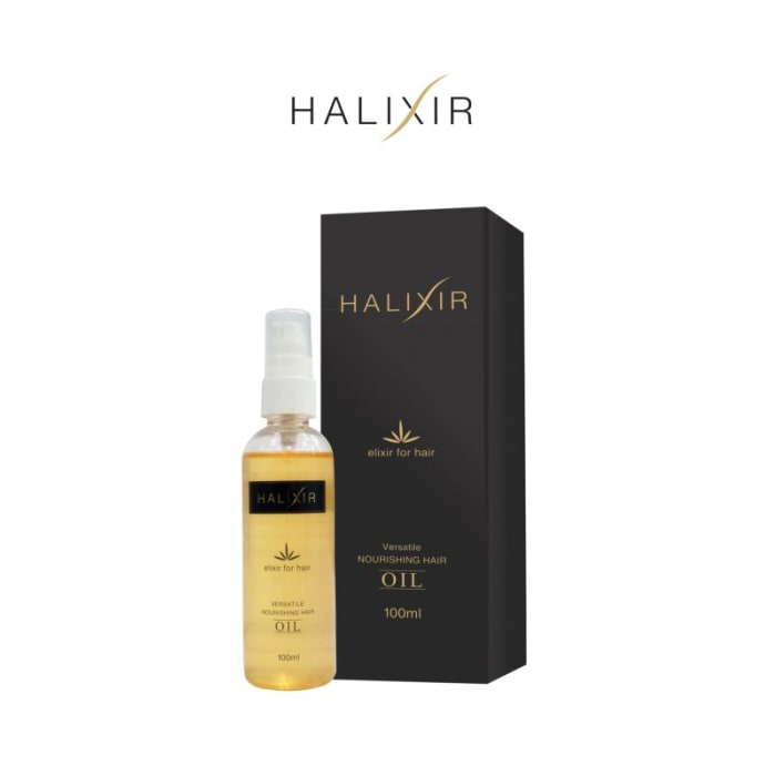 Halixir -The Elixir For Hair Versatile Nourishing Oil