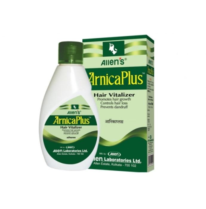 Allen's ArnicaPlus Hair Vitalizer+Triofer Liquid