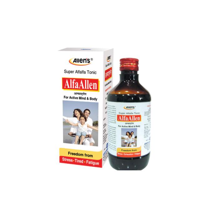 Allen's Alfa Allen Tonic