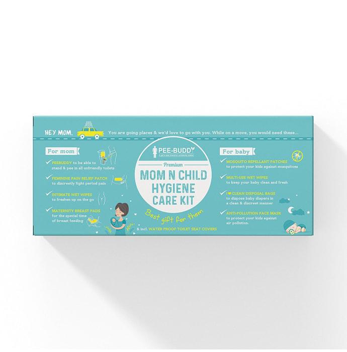 PeeBuddy Mom N Child Hygiene Care Kit