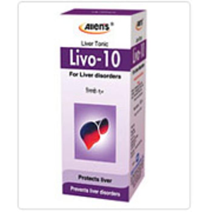 Allen's Livo -10 Tonic