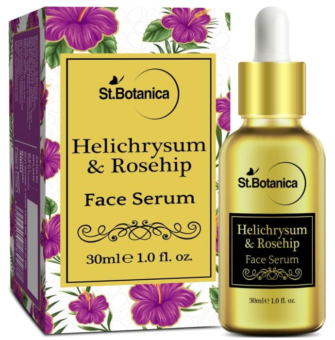 St.Botanica Helichrysum & Rosehip Face Serum