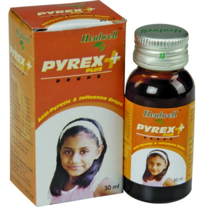Healwell Pyrex Plus Drop