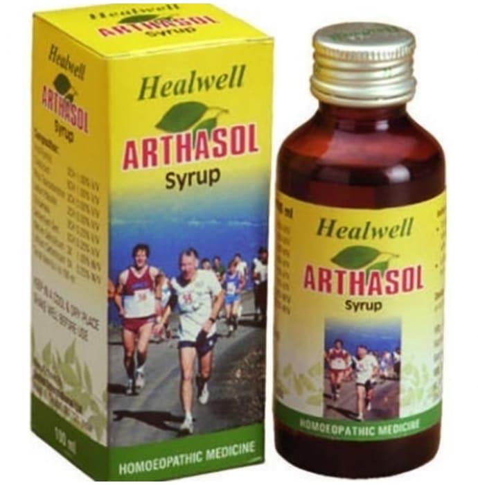 Healwell Arthasol Syrup