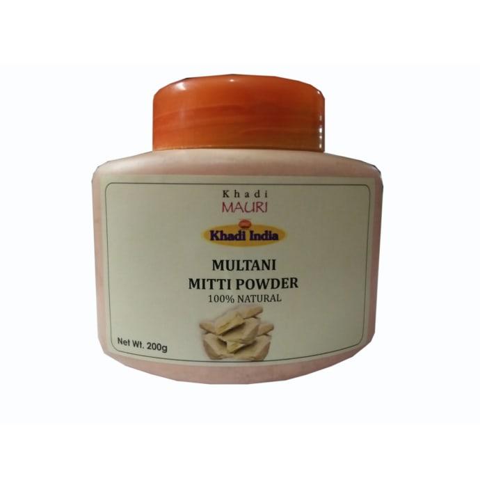 Khadi Mauri Herbal Multani Mitti