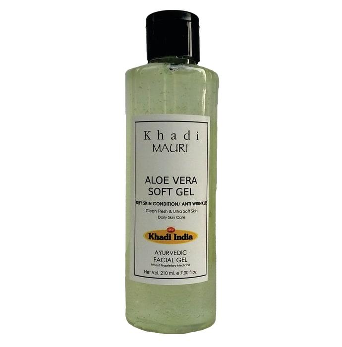 Khadi Mauri Herbal Aloe Vera Soft Gel