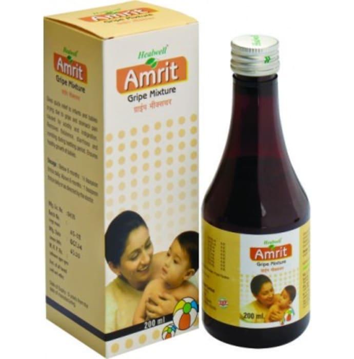 Healwell Amrit Gripe Mixture