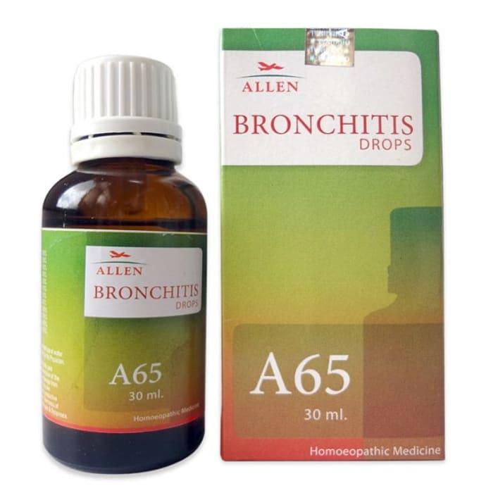 Allen A65 Bronchitis Drop