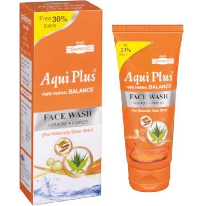 Hapdco Aqui Plus Face Wash