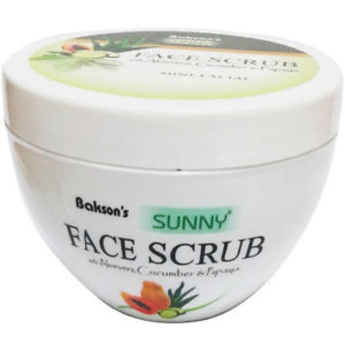 Bakson's Face Scrub