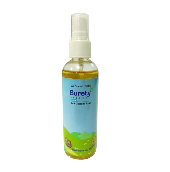 Surety for Safety Anti Mosquito Spray