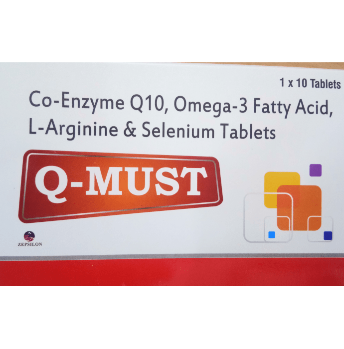 Q-Must Tablet