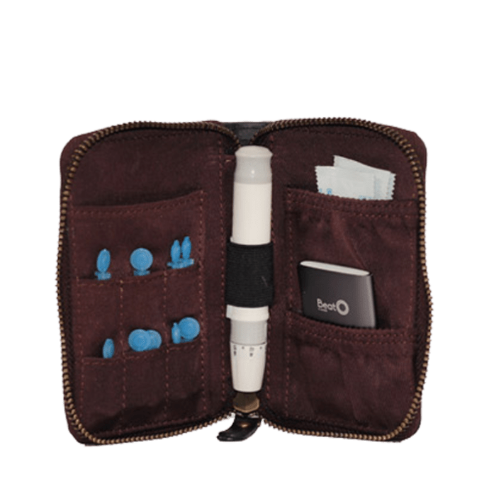 BeatO Smart Glucometer Pocket Pouch