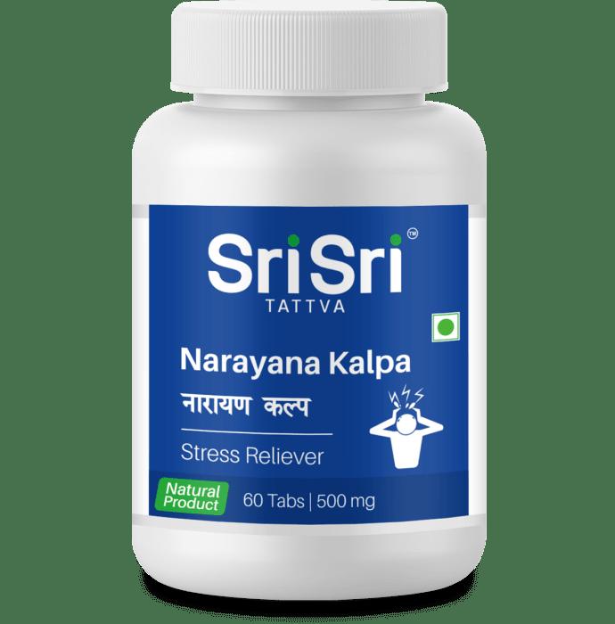 Sri Sri Tattva Narayana Kalpa 500mg Tablet