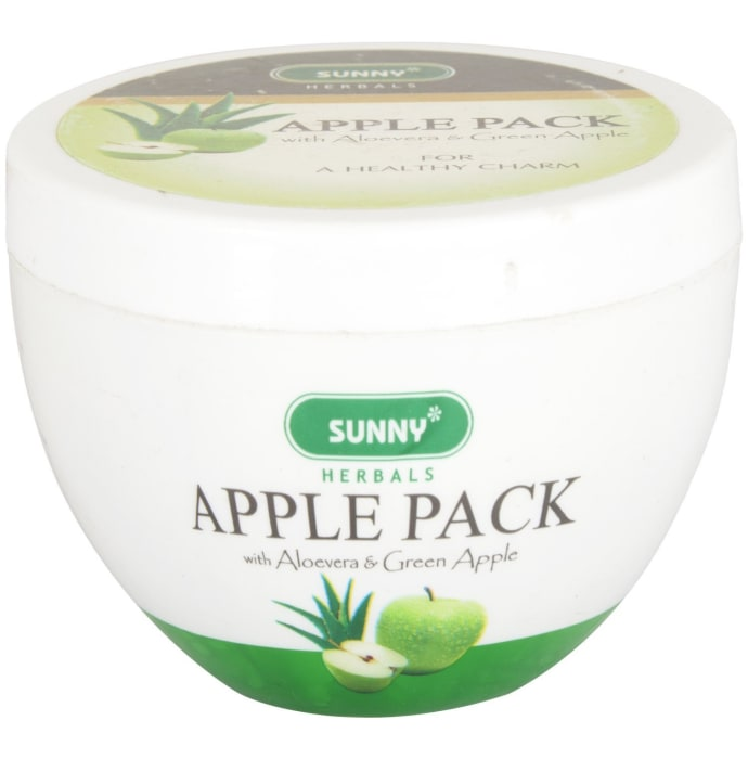 Bakson's Apple Pack With Aloevera Almond Oil & Green Apple