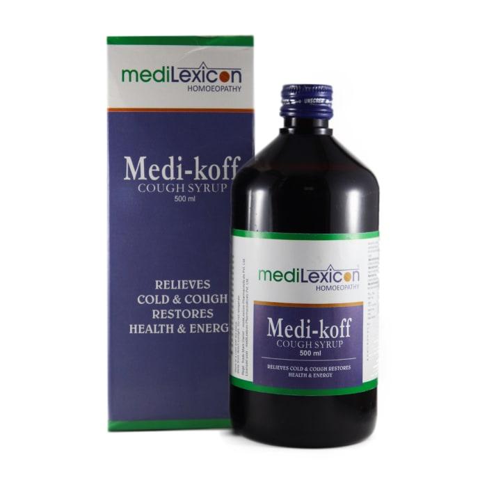 Medilexicon Medi-koff Cough Syrup
