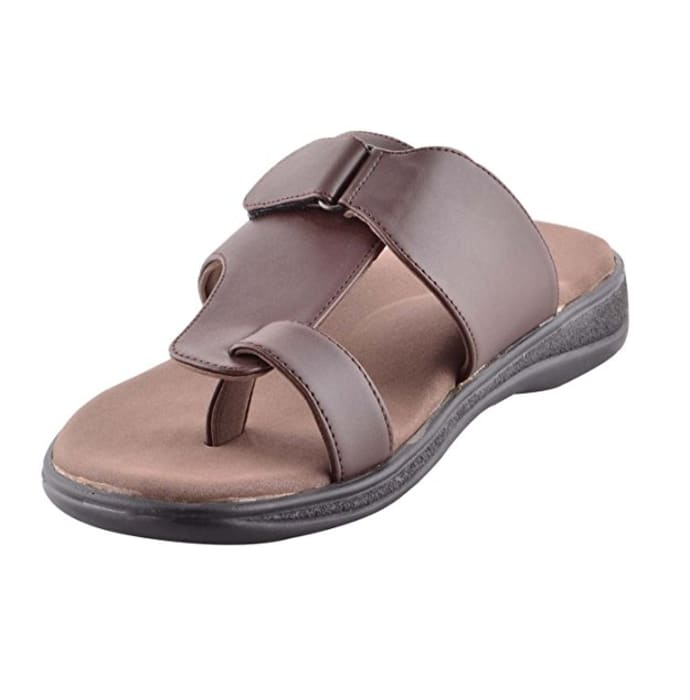 Dia One Orthopedic Sandal PU Sole MCP Insole Diabetic Footwear for Men and Women Dia_53 Size 8