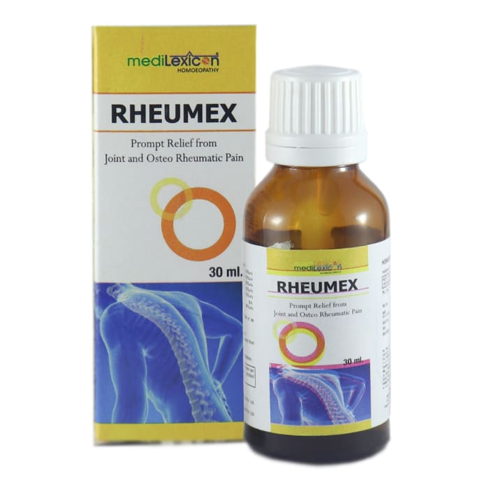 Medilexicon Rheumax Drop