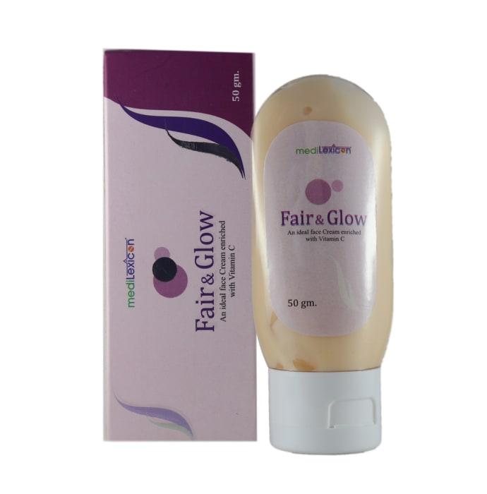 Medilexicon Fair & Glow Cream