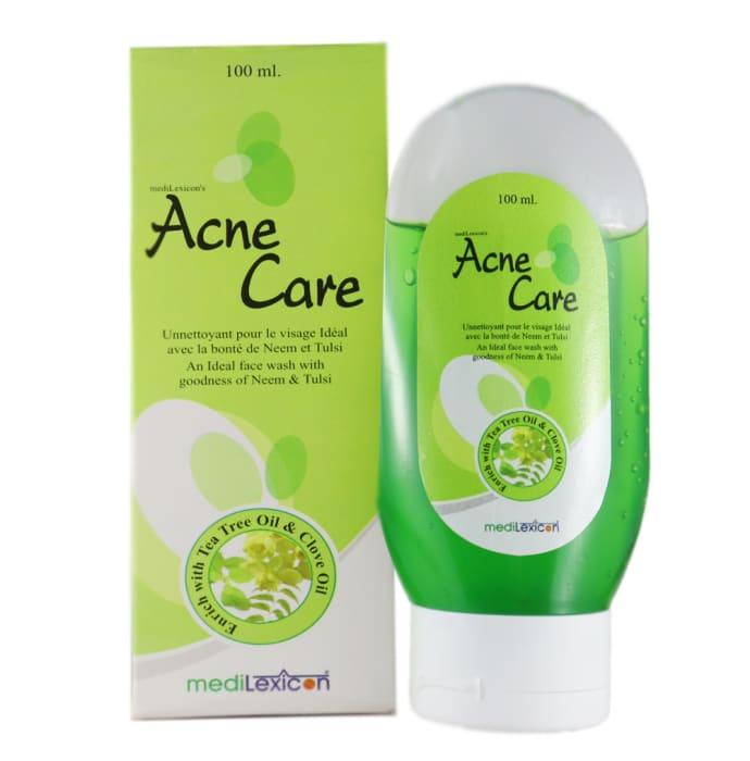Medilexicon Acne Care Face Wash