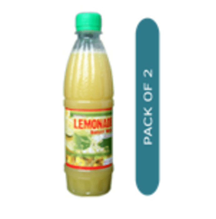 Lemonade Barley Water Pack of 2